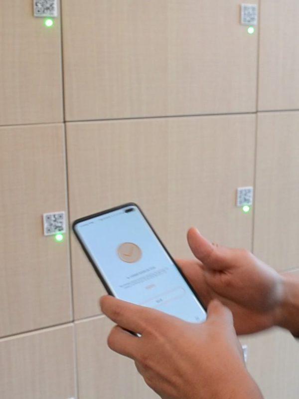Casilleros inteligentes, una solución 'smart' para sus trabajadores
