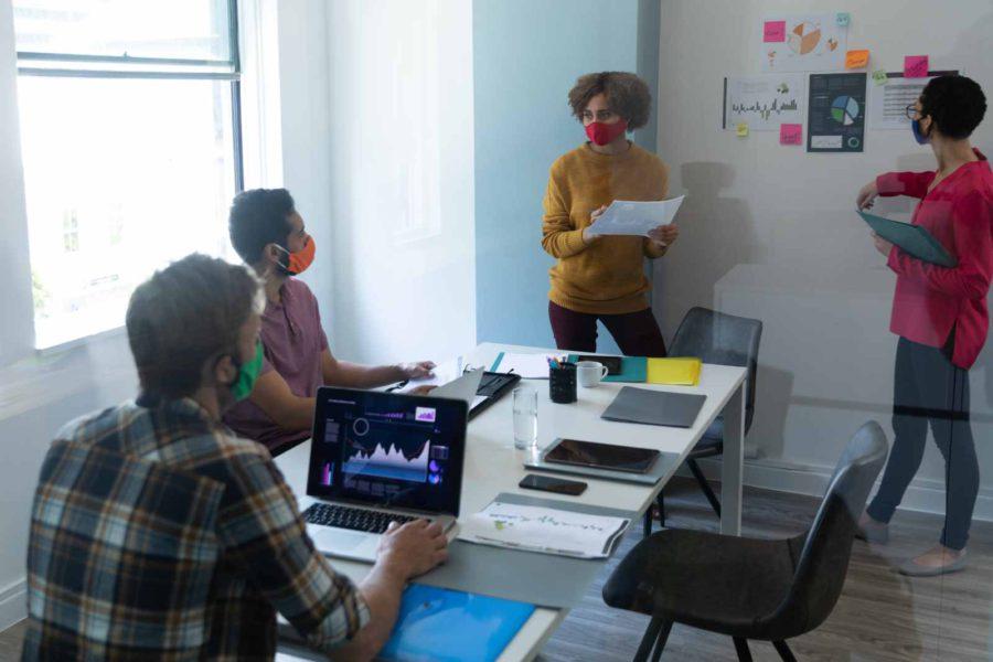 Cinco consejos para que su oficina triunfe durante la reactivación