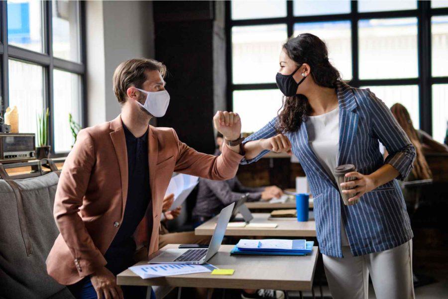 Coworking privado, lo nuevo de Nueva EPS para la 'nueva normalidad'